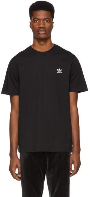 adidas Black Essential T-Shirt