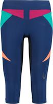 Lucas Hugh Paragon cropped printed stretch leggings