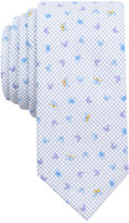 Bar III Men's Butterfly Conversational Skinny Tie, Created for Macy's