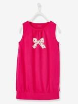 Vertbaudet Girls Puffball Dress