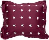 Gant Allover Star Pillowcase - Purple Fig