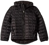 The North Face Kids ThermoBalltm Eco Hoodie (Little Kids/Big Kids) (TNF Black) Boy's Coat