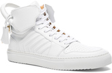 Buscemi 110MM Leather Sneakers