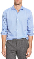 Bonobos Slim Fit Herringbone Flannel Sport Shirt