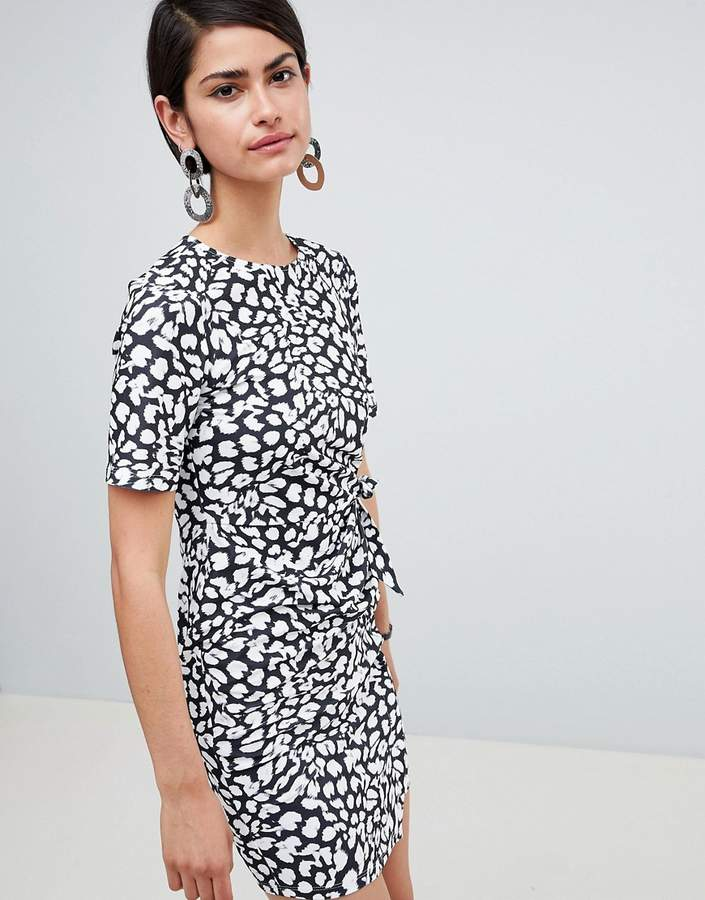 3c9b5045ac Asos Animal Print Dresses - ShopStyle UK