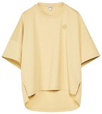 Loewe Crop Anagram T-Shirt