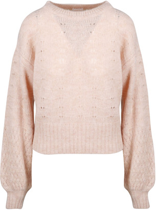 See by Chloe Sweater With Bell Sleeves