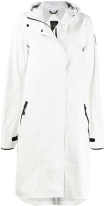 Canada Goose Hooded Raincoat