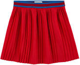 Gucci Wool blend pleated skirt