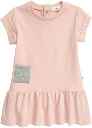 Miles Drop Waist T-Shirt Dress
