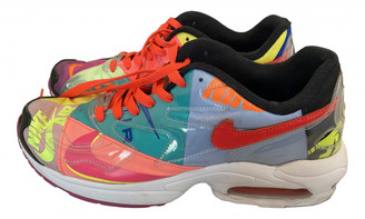 Nike 2 Light Multicolour Rubber Trainers