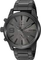 Diesel Men's DZ4453 Rasp Chrono Watch