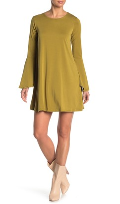 Angie Bell Sleeve Shift Dress