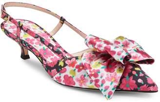Kate Spade Daxton Floral Slingback Sandals