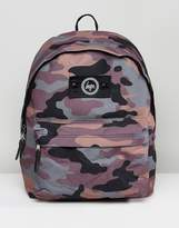 Hype Backpack In Camo