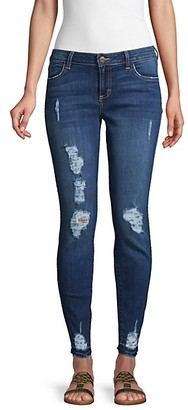 Siwy Hannah Destroyed Skinny Jeans