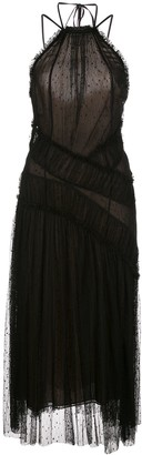 Jason Wu Collection Halterneck Midi Dress