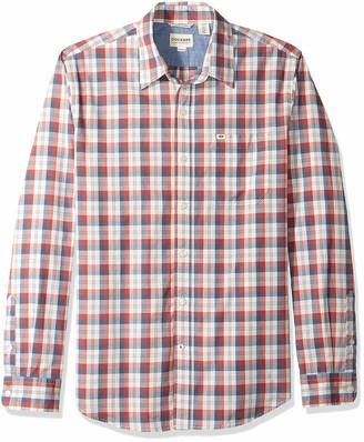 Dockers Supreme Flex Long Sleeve Button Up Shirt