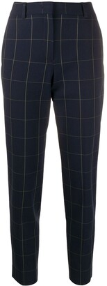 Paul Smith Plaid Check Tailored Trousers