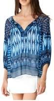 Hale Bob Paisley Silk Tunic
