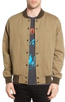 Obey Men's Linesman Bomber Jacket