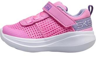 Skechers Infant Girls Go Run Fast Viva Valor Pink/Lavender