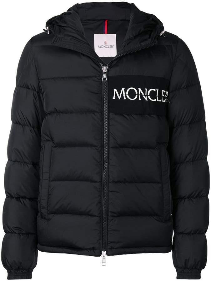 Moncler (モンクレール) - Moncler フーデッド ダウンジャケット