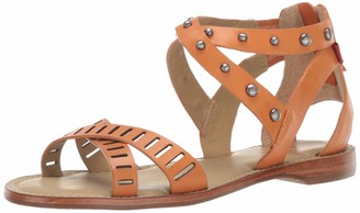 Marc Joseph New York Women's Leather Made in Brazil Sandal