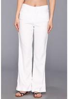 NYDJ Petite Petite Wylie Trouser Linen-Blend