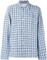 Our Legacy Clubcheck shirt - men - Linen/Flax - S