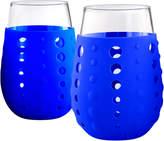 Artland Set Of 2 Hydra Sip Wine Glasses