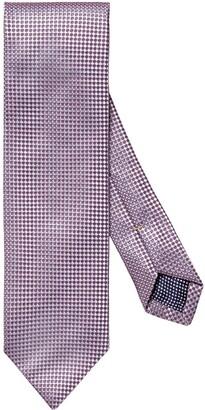 Eton Neat Dot Silk Tie