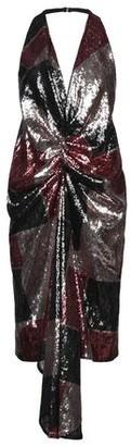 Halpern Knee-length dress