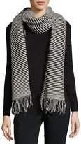 Donni Charm Women's Skinny Stripe Scarf