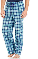 Tommy Bahama Seersucker Plaid Pajama Pants