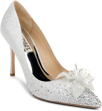 Badgley Mischka Halo Pump