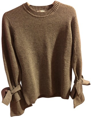 Claudie Pierlot Grey Wool Knitwear for Women