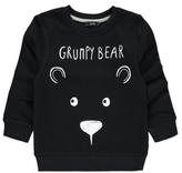 George Grumpy Bear Sweatshirt
