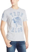 True Religion Headdress Graphic T-Shirt XL