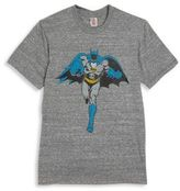 Junk Food Clothing Toddler's, Little Boy's and Boy's Batman Bad Guys Tee