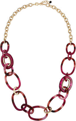 Stella & Ruby Mix Link Resin Necklace