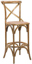 French Heritage Bosquet Oak Counter Stool - Natural
