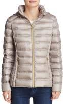 MICHAEL Michael Kors Packable Short Down Coat