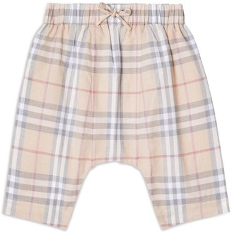Burberry Kids Vintage Check Trousers