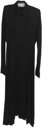 Chantal Thomass Black Silk Dress for Women
