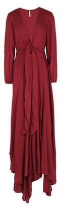 LOS TRAPITOS AL SOL Long dress