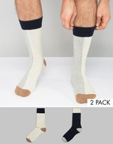 Selected Socks 2 Pack