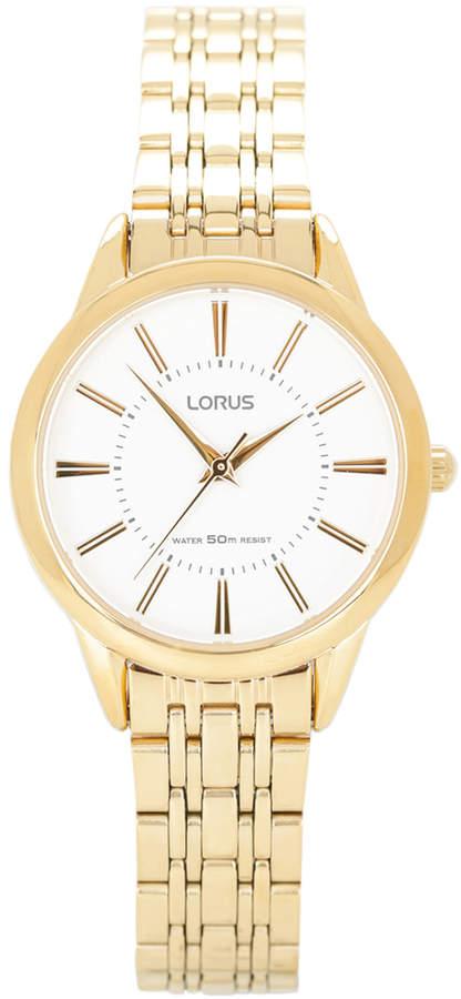 Lorus Dress Gold Watch RG202NX-9