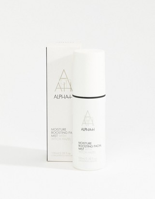 Alpha-h Moisture Boosting Facial Mist With Witch Hazel