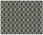Pottery Barn Scroll Tile Custom Rug - Charcoal (10-18 Week Delivery)